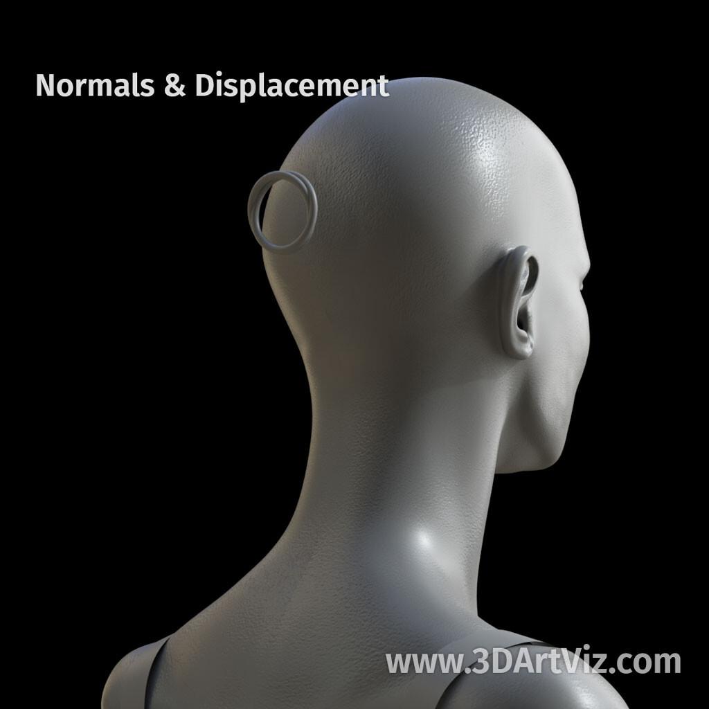 Normals & Displacement