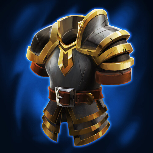 Defense - Rare - Plate Armor