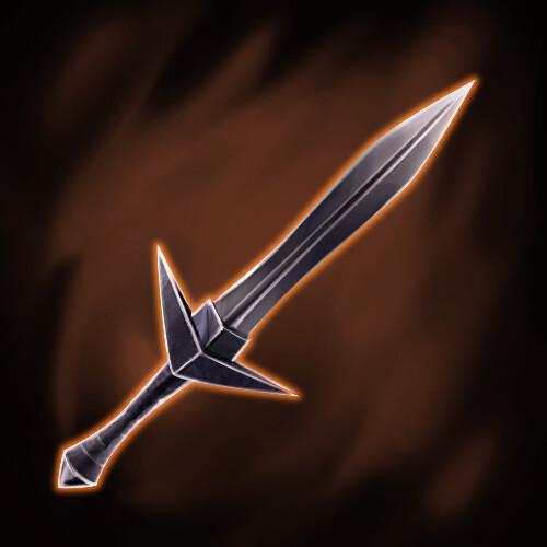 Attack - Common -  Short Sword