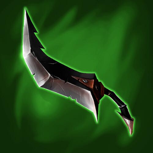 Foul  - Rare - Uruk Sword