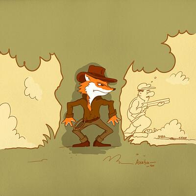 Natacha lefevre cdc aventure fox
