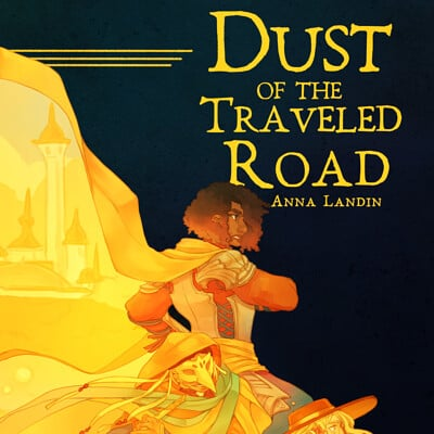 Anna landin dust cover small
