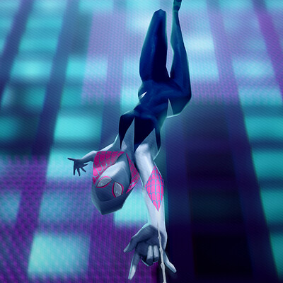 Jan wah li spidergwen 01