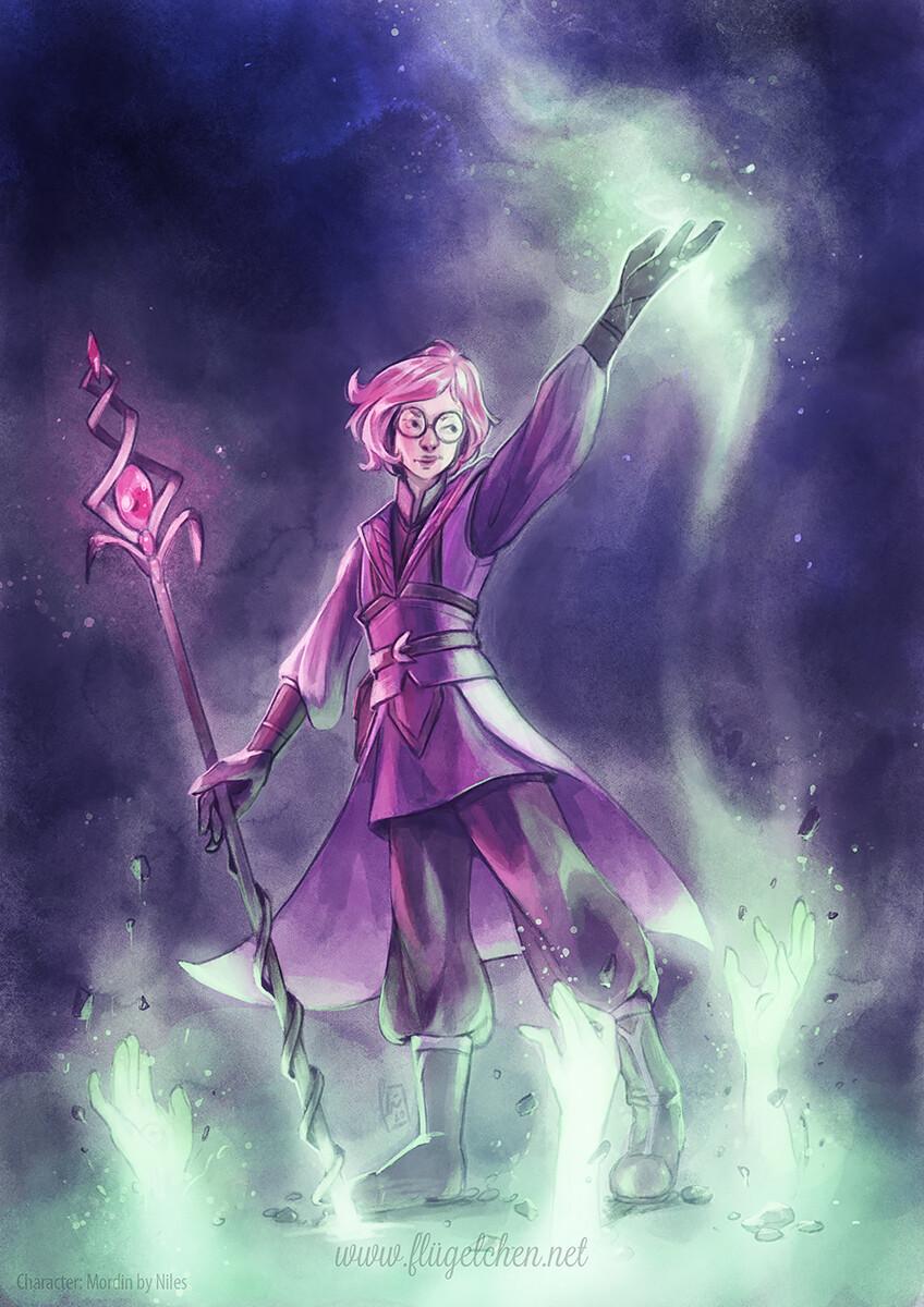 Mordin the sorcerer