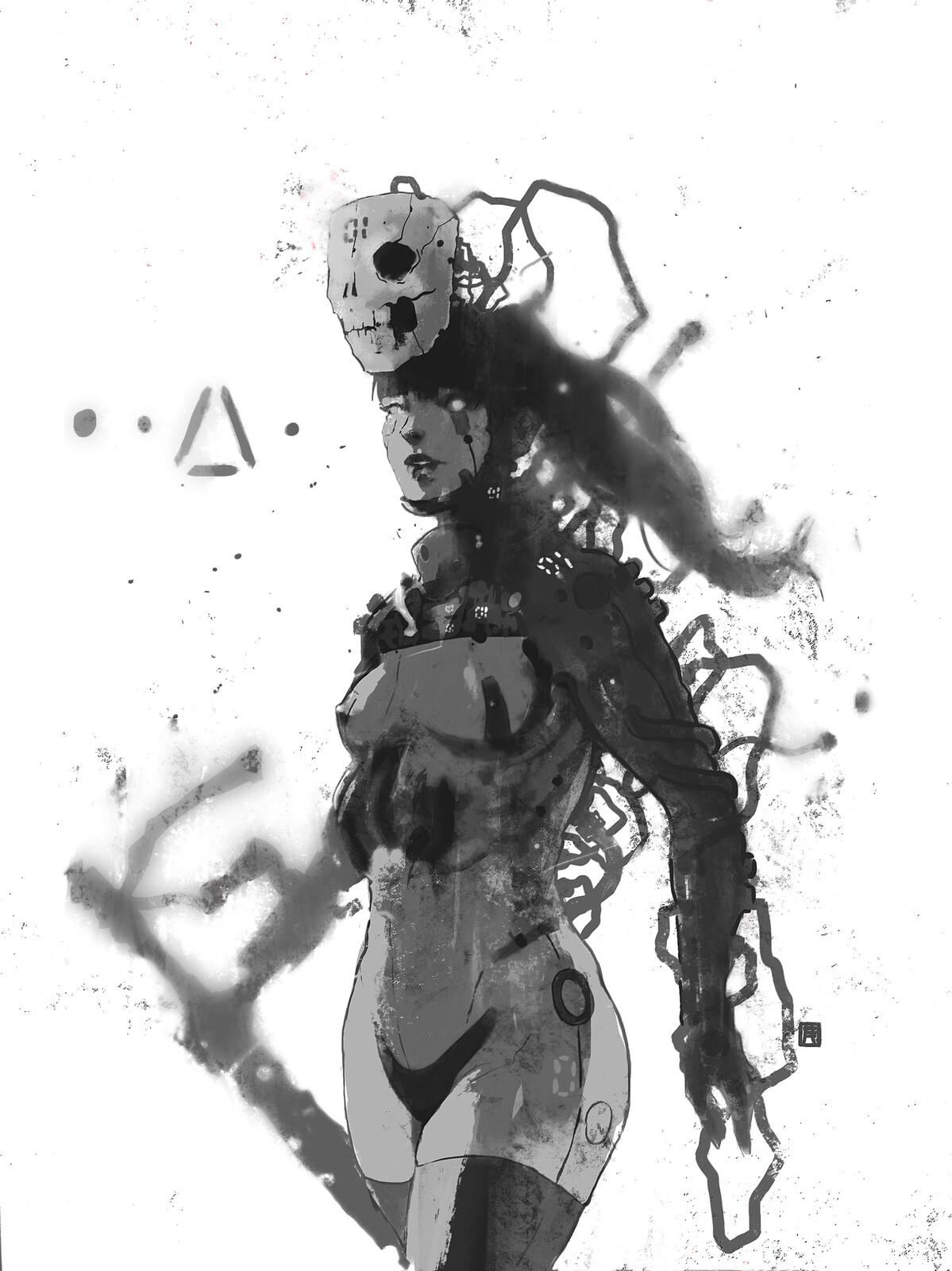 Empress//01 and Sketch Batch//