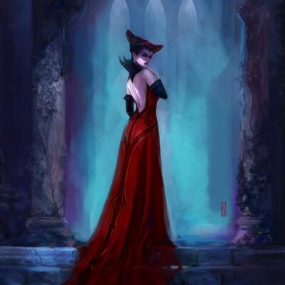 Lana paluhina vamp art1