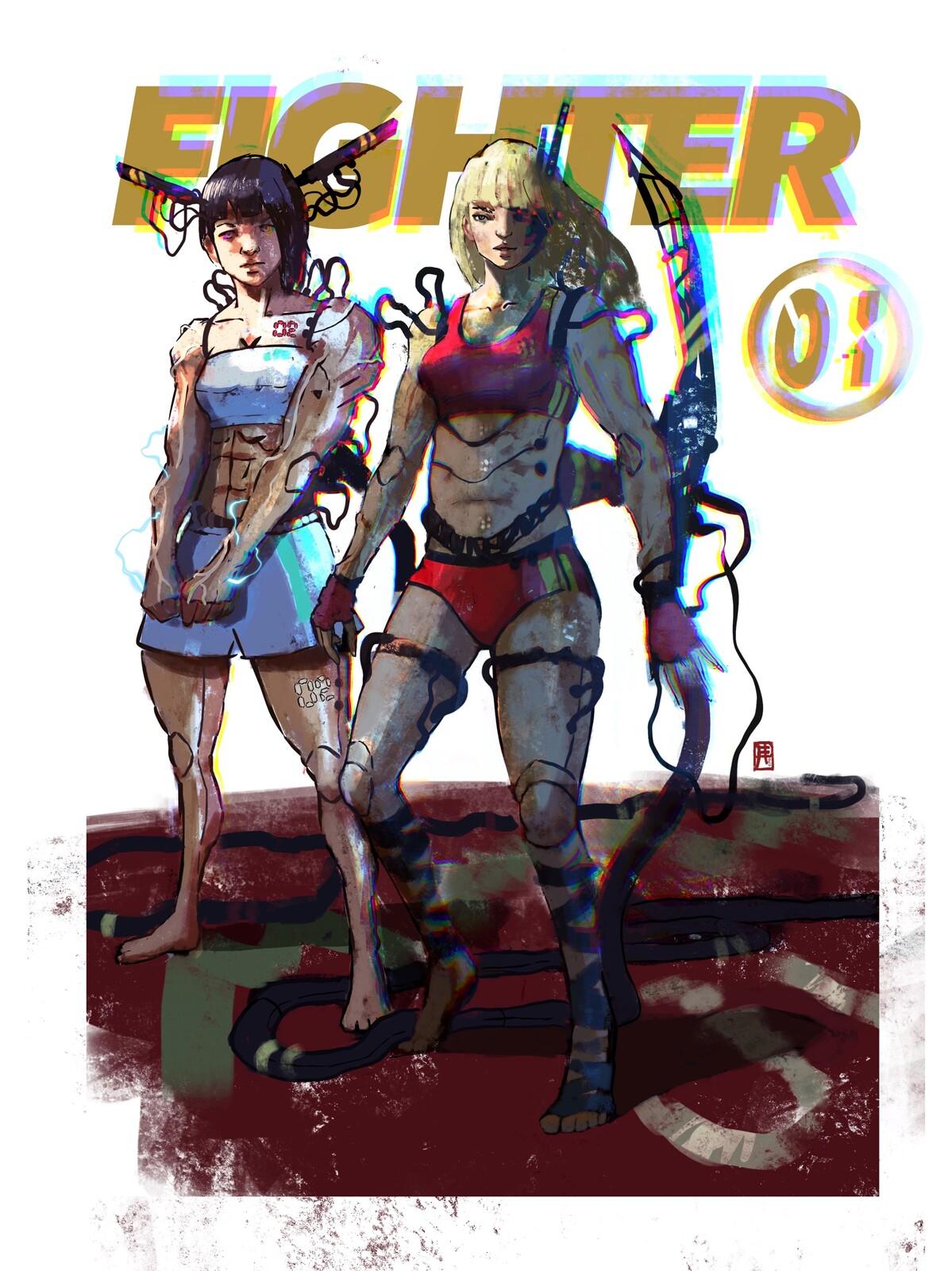 Fighter//Vol01