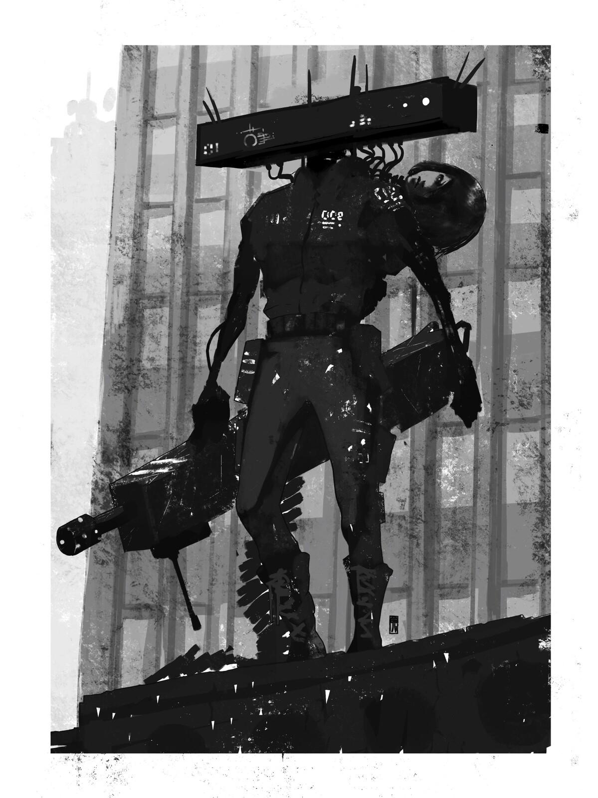 City Unït//002//B-Configuration