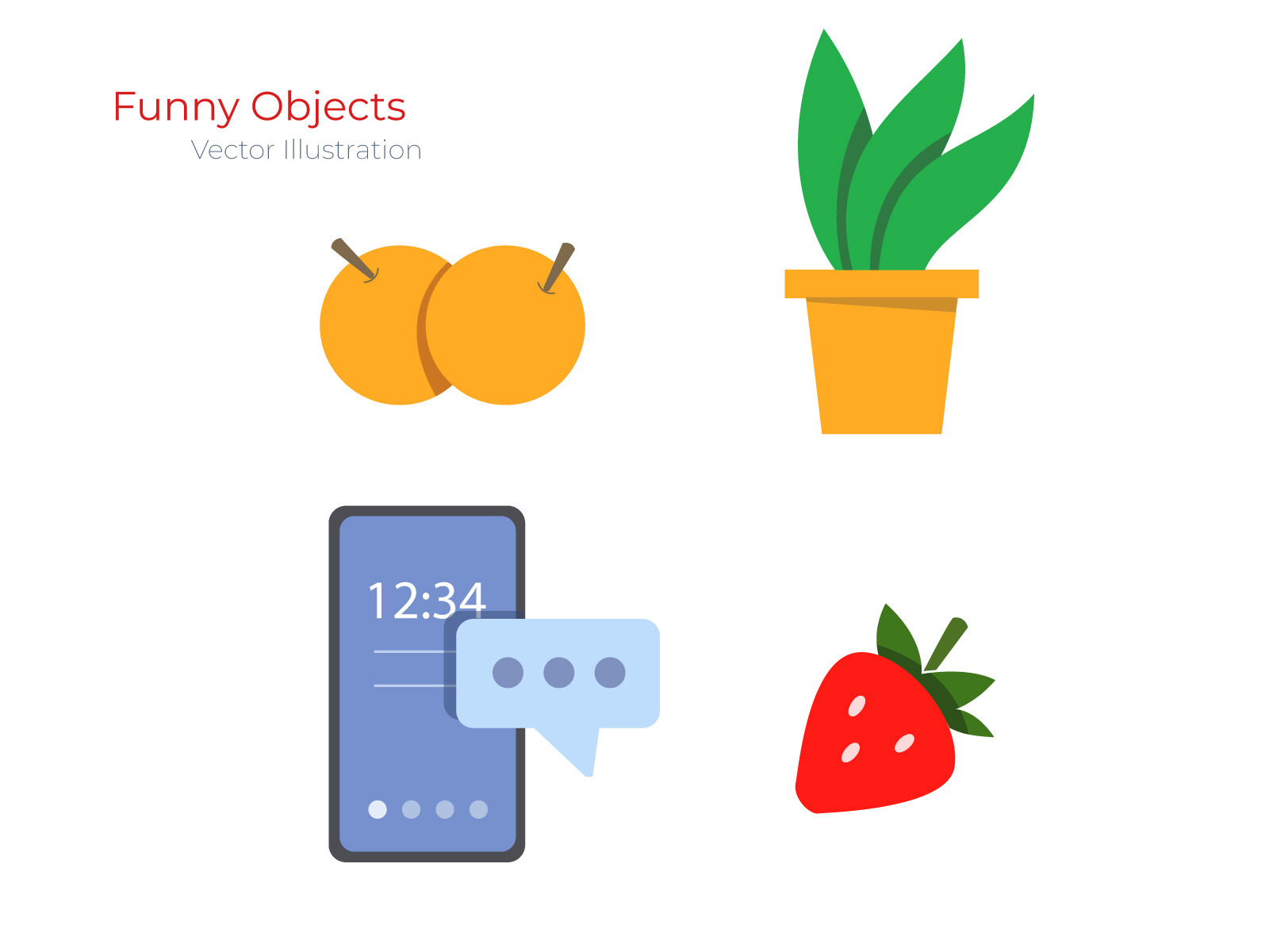 Funny Objects