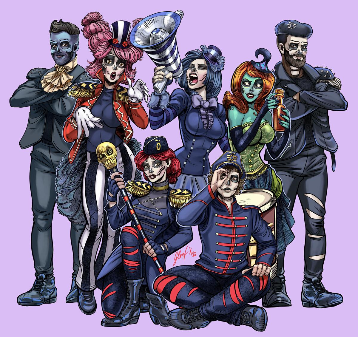 Full Group version.