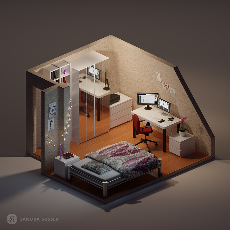 Personal Room – Lecture Material