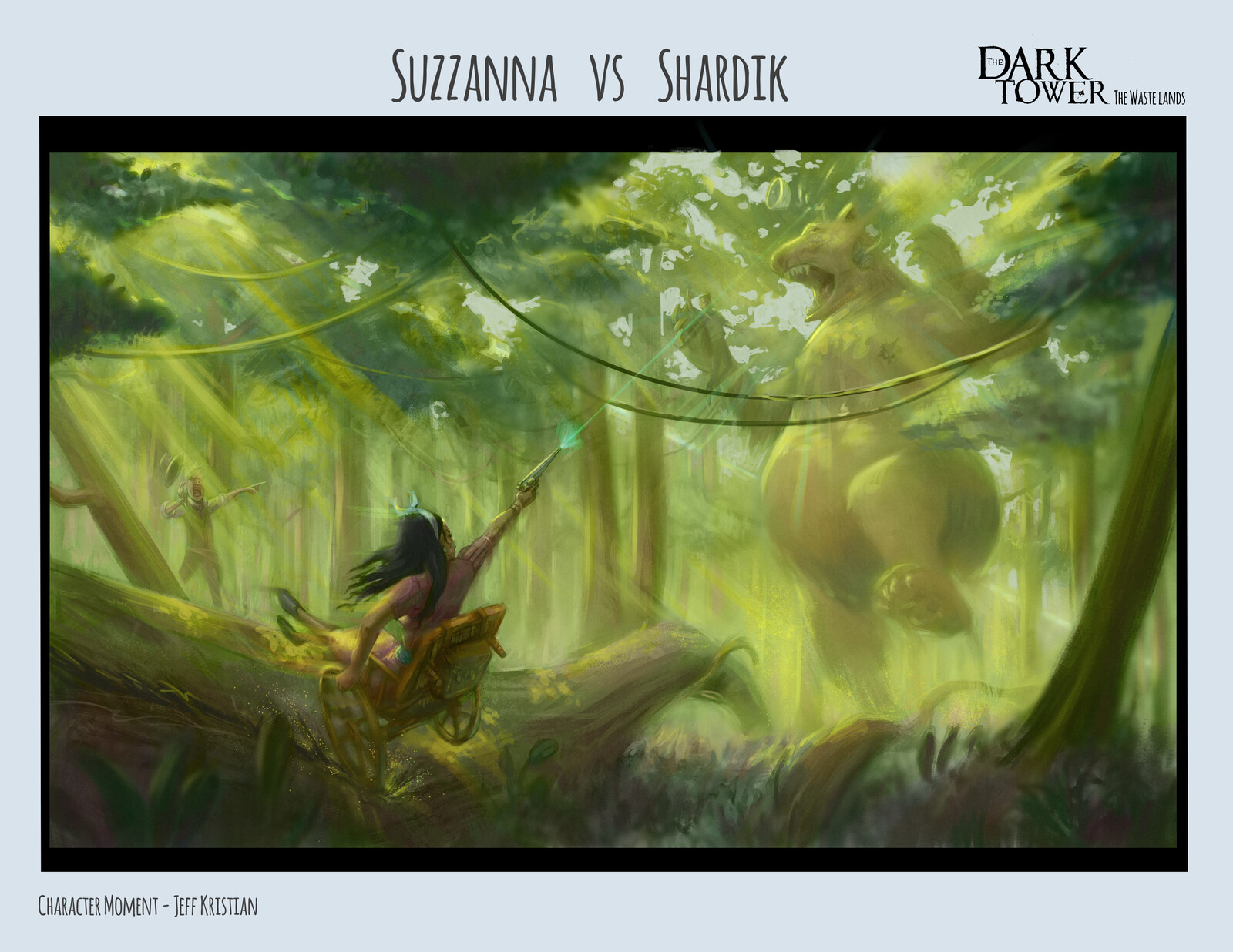 Suzzannah vs Shardik