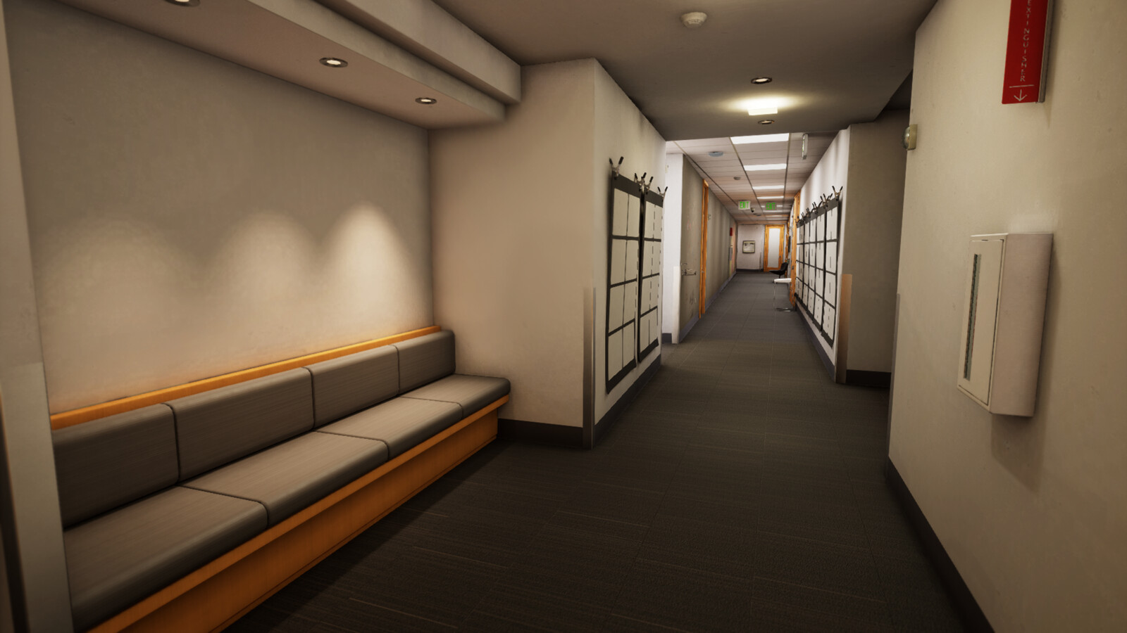 Modeled in Maya, textured with Substance Designer and assembled in Unreal Engine.