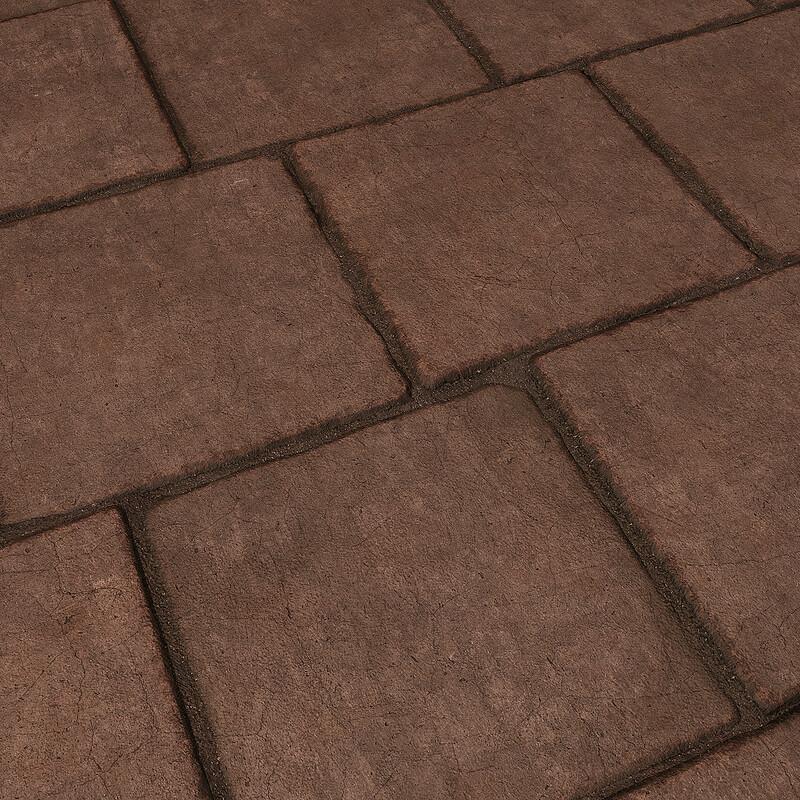 Concrete Tiles Material - Horror Corridor