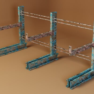 Jonathan fournier materialrack rendered