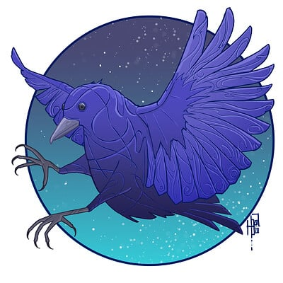 Horacio boriotti bluebird