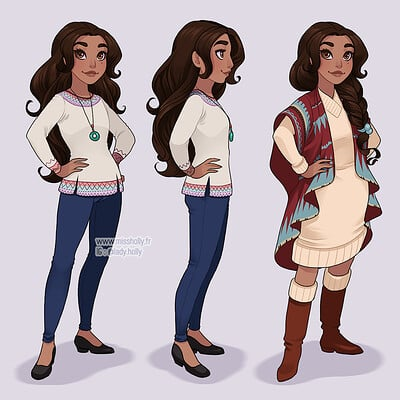 Miss holly turnaround padma