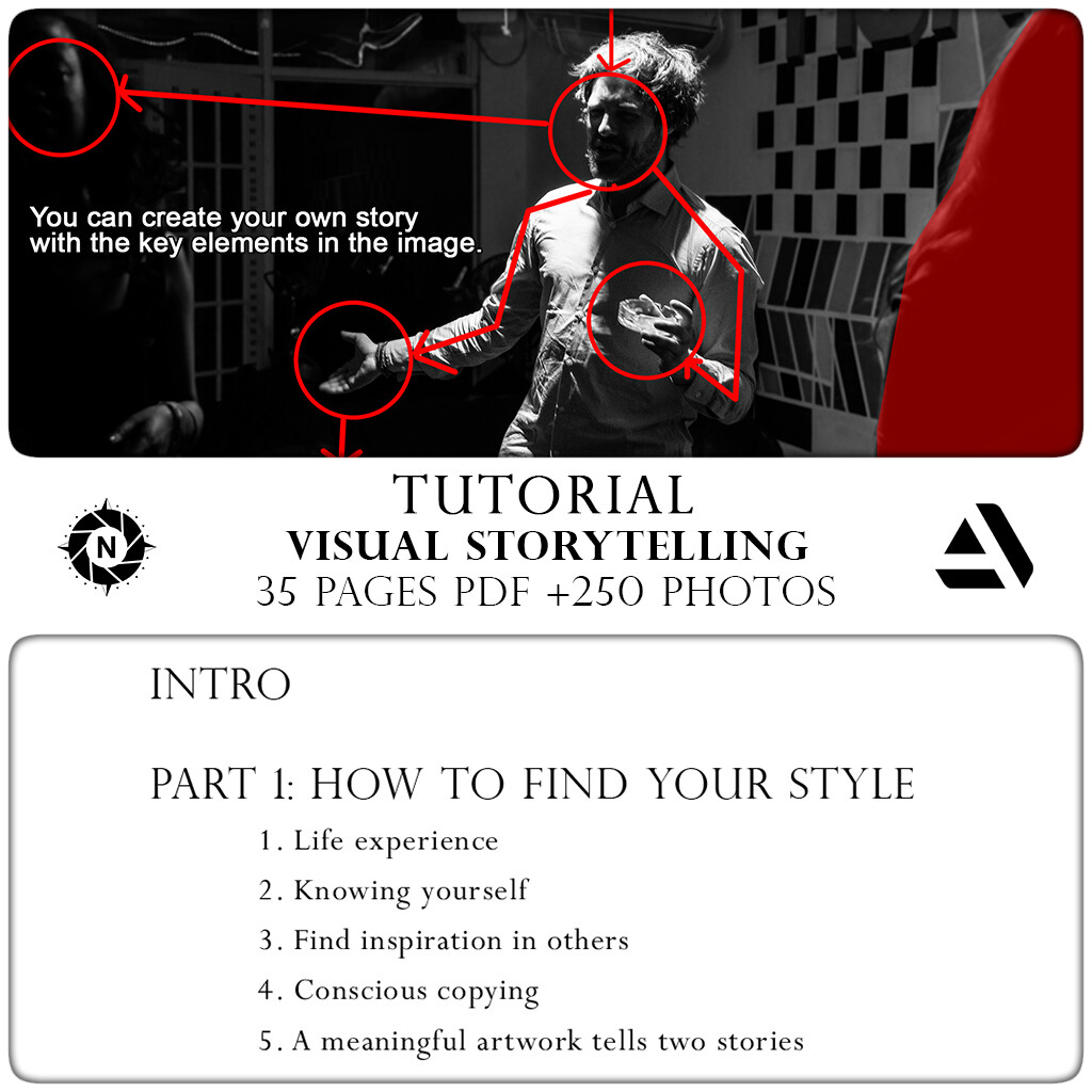 Tutorial: Visual Storytelling