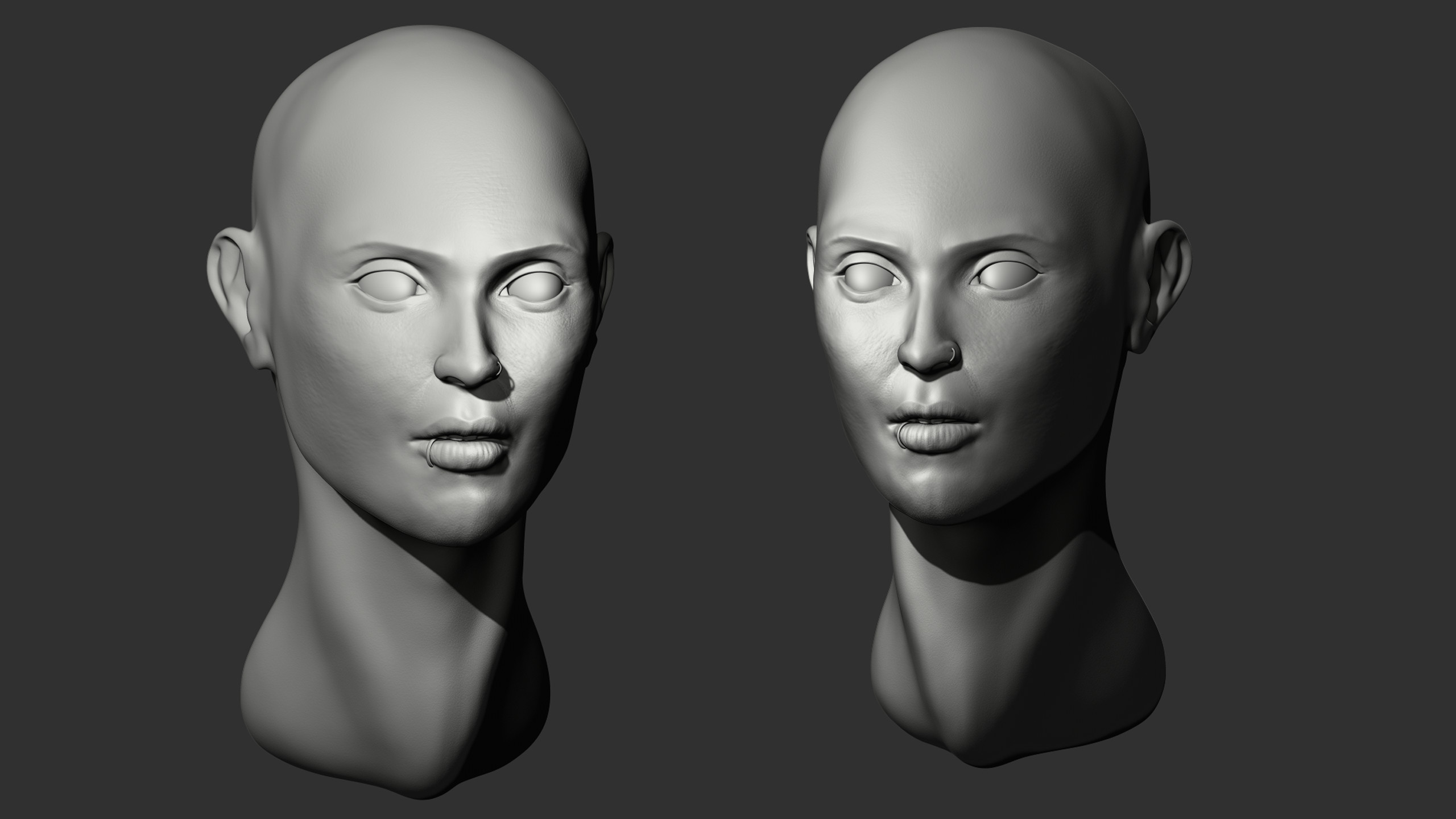 High poly elements
