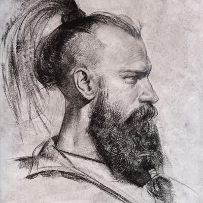 Pavel goloviy portrait of eduard