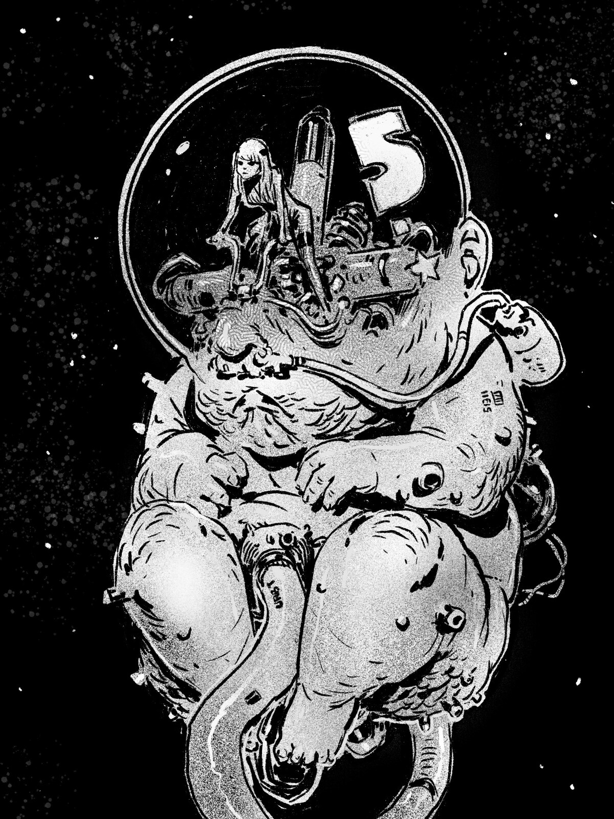Space Baby 5