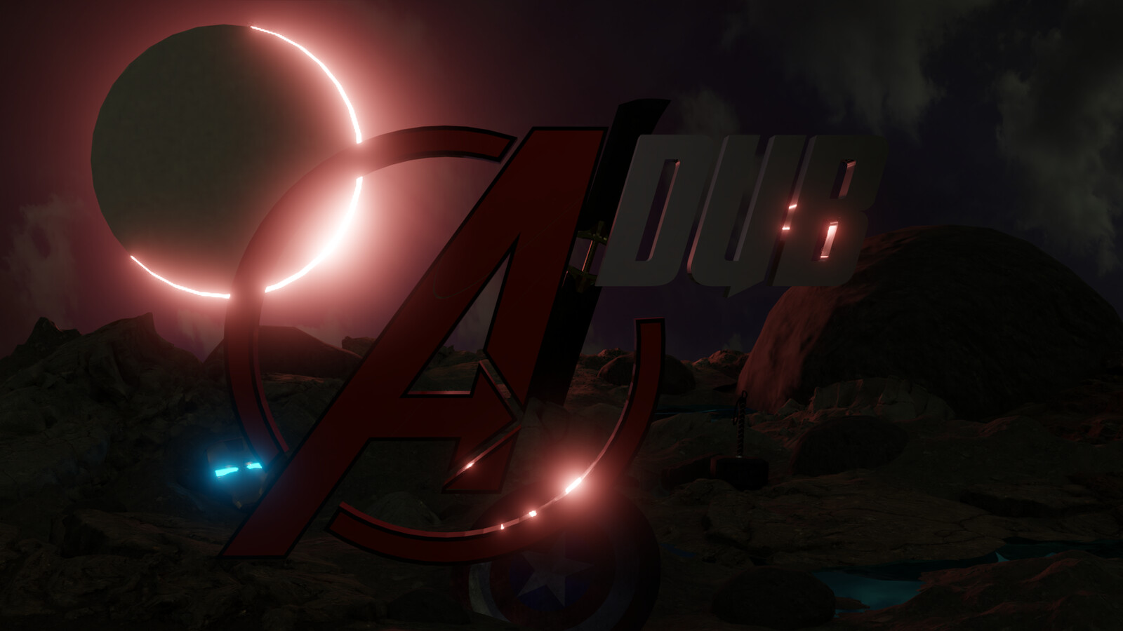 Vormir Avengers setting. Where the end battle should have been cause its so beautiful.