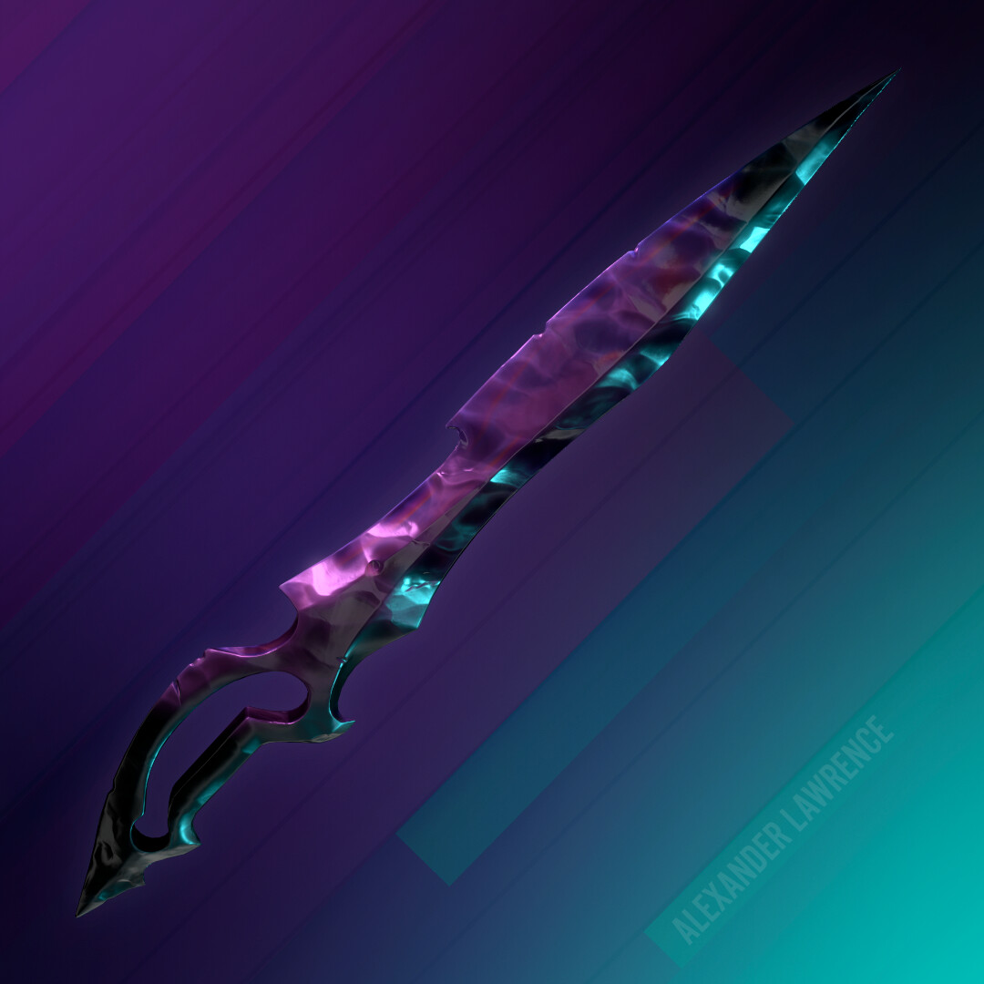 Hyperblade - Swords