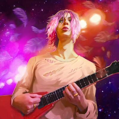 Sam k guitar full