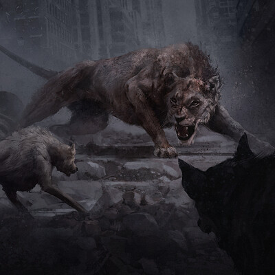 Dawid jurek lew i psy 2 cmyk