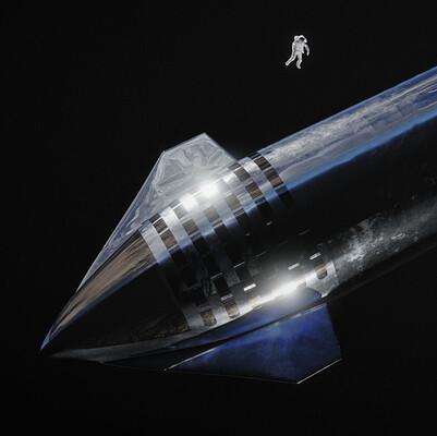 Taliesin river starship edit1