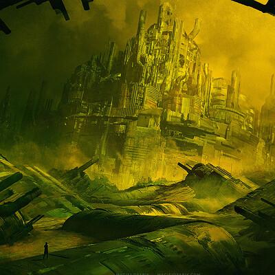 Maciej drabik industrial wasteland