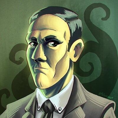 Felipe blanco lovecraft
