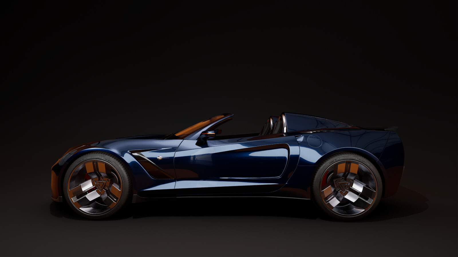 Corvette Stingray Z51 - one more time