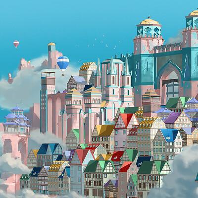 Filippo baracchi high city 2