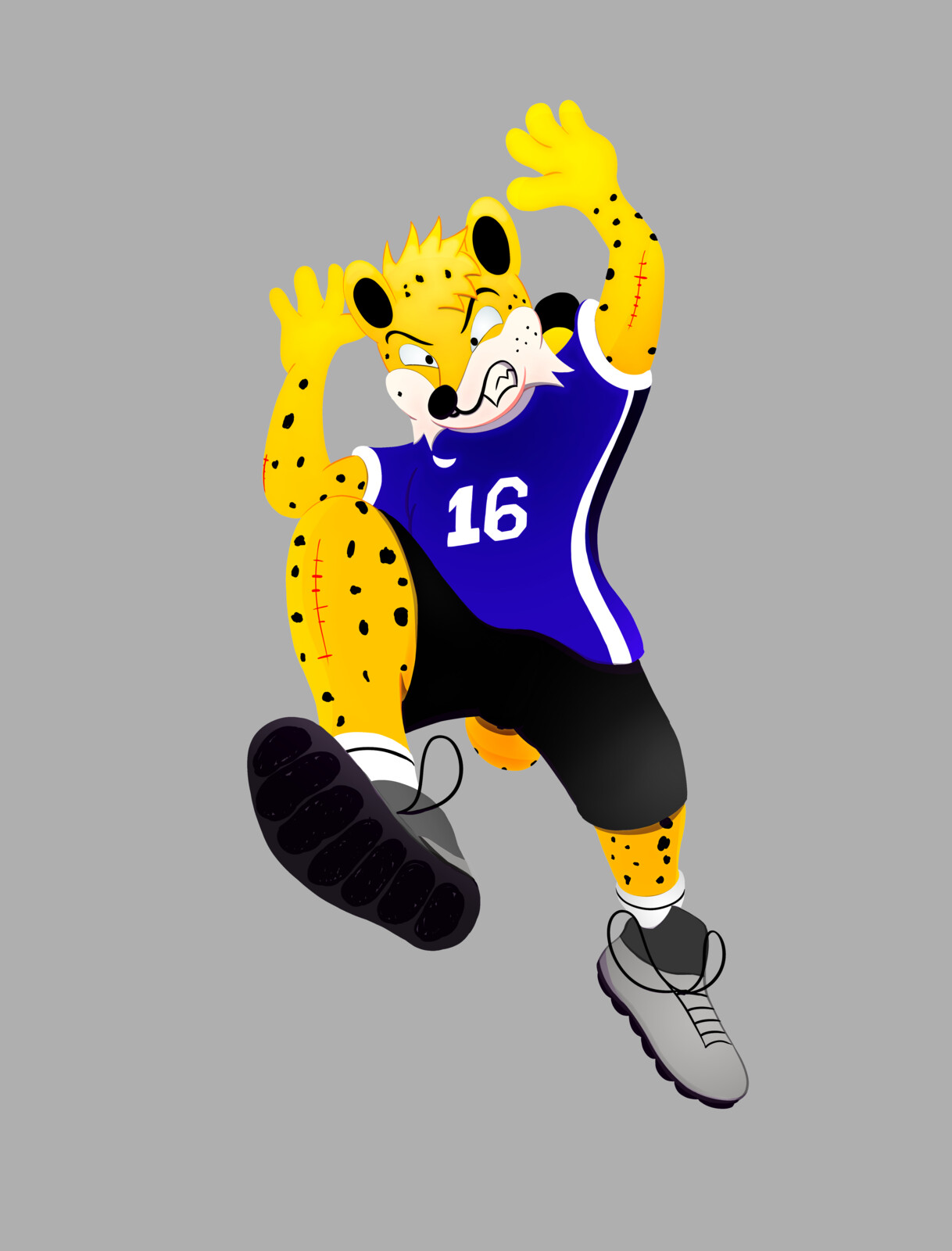 NITRO THE CHEETAH