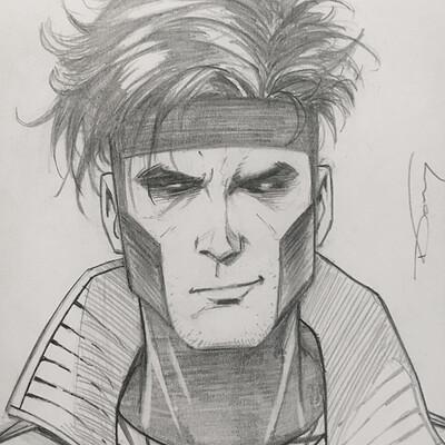 Donny d tran gambit sketch