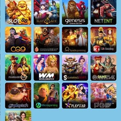 Artstation Situs Slot Online Terbaik