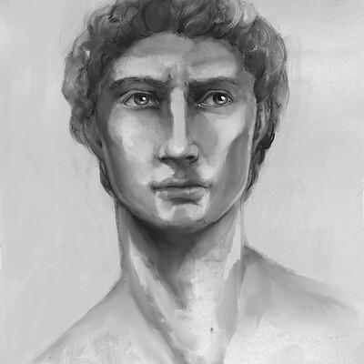 R h stevens male face 02