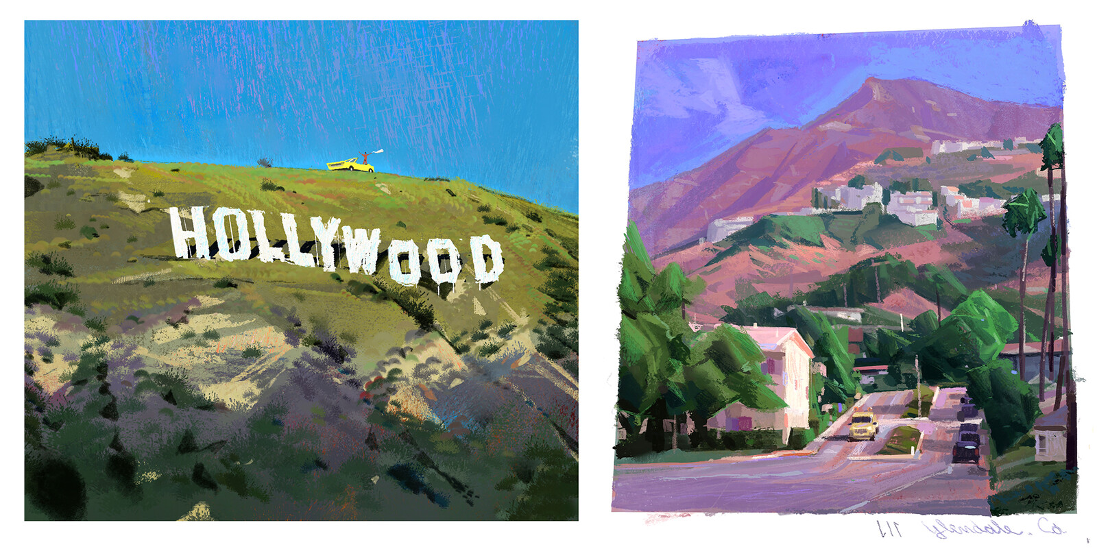 West Hollywood / Glendale CA