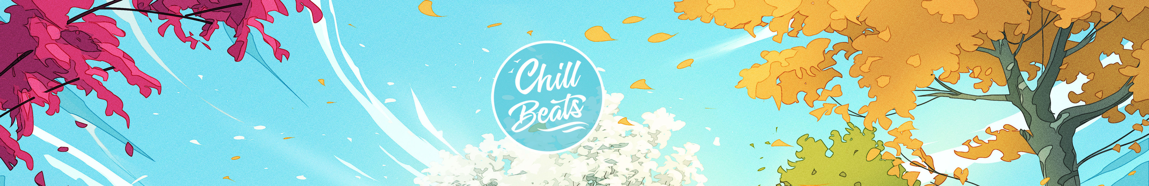 Cover Illustrations for Chill Beats Records and the various music artists in collaboration.