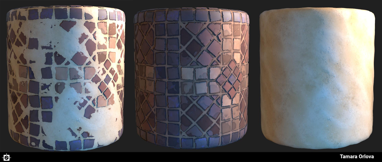 Material variations