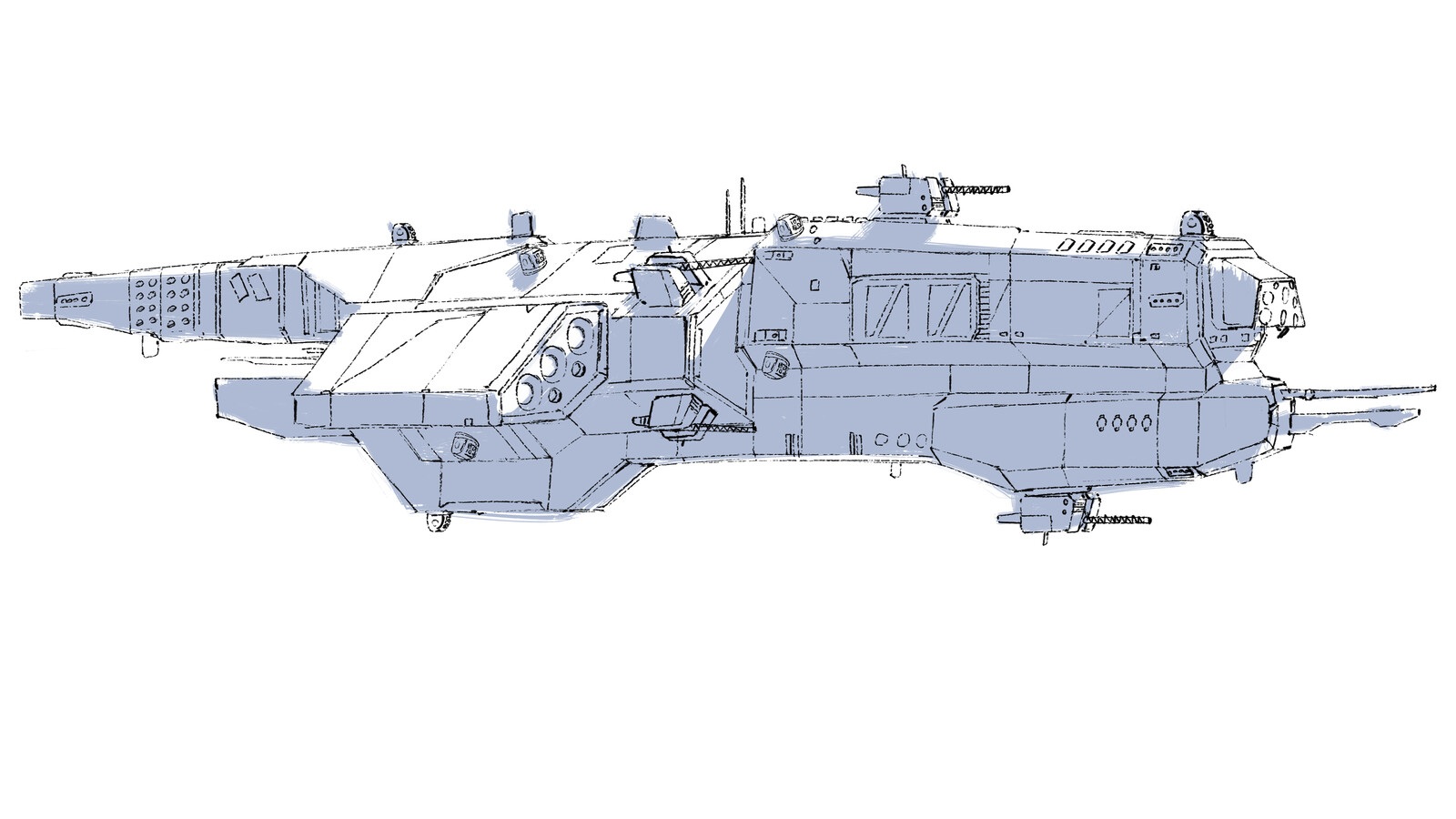 variant 1 of the ship