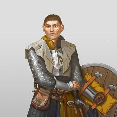 Nikita kapitunov light infantry 16