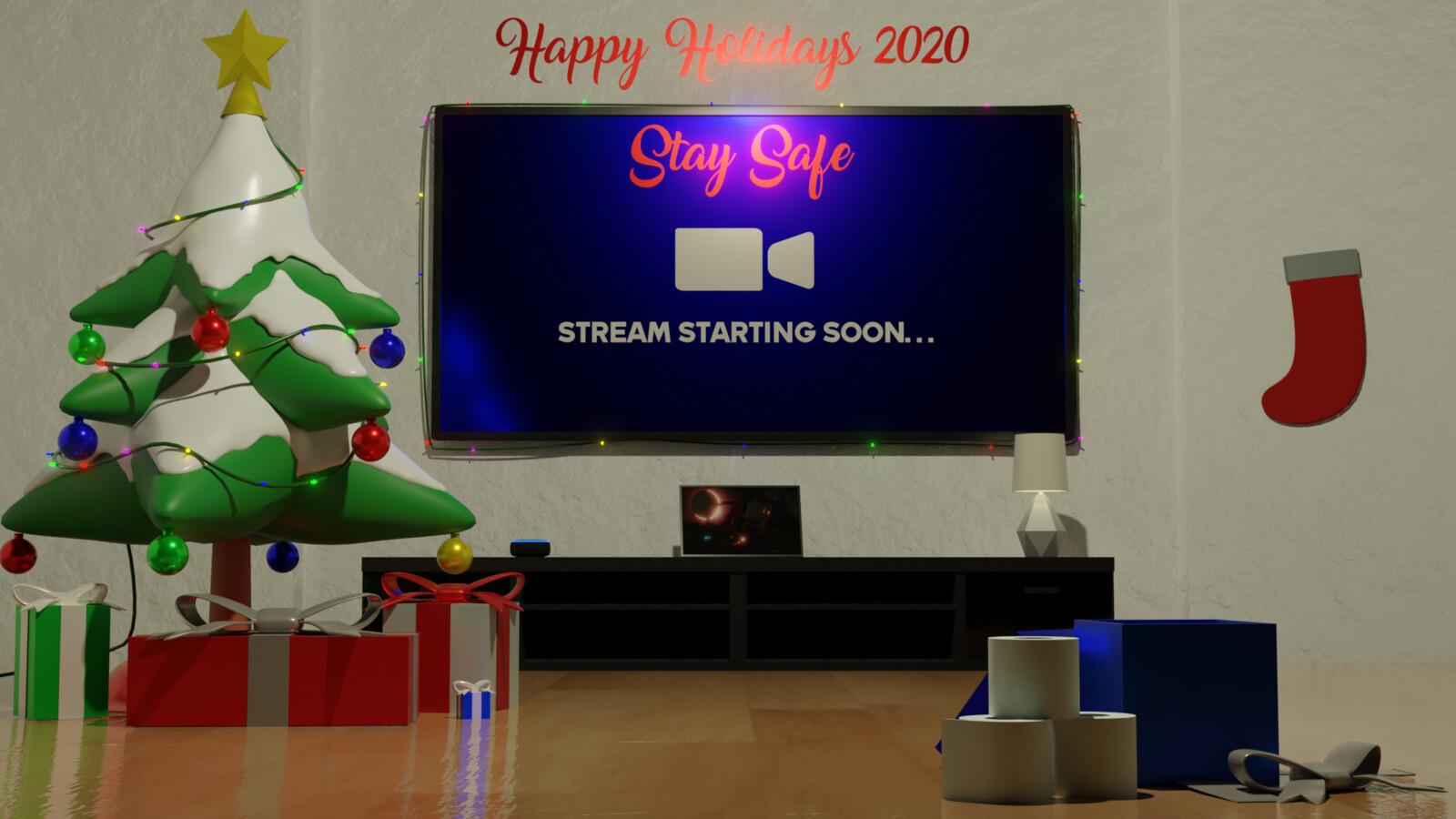 Holiday2020 Scene