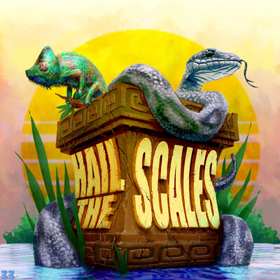 Billy bacsko hail the scales 0 5x