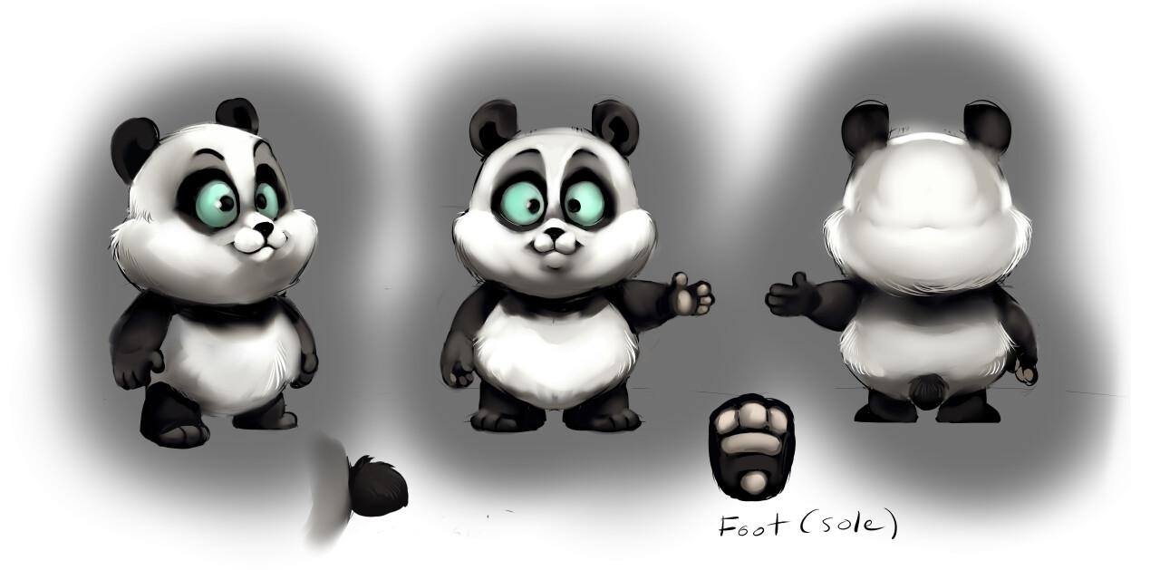 Panda turnaround