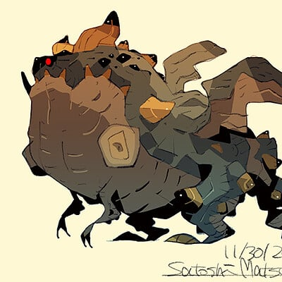 Satoshi matsuura 2020 11 27 rock dragon s