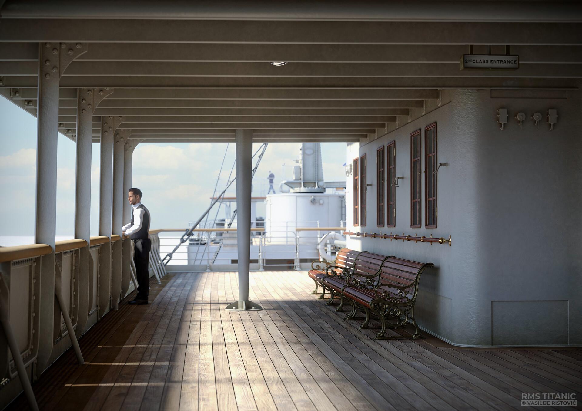 Montage Titanic Trumpeter 1/200 - Page 10 Vasilije-ristovic-titanic-2nd-class-promenade-web-sn