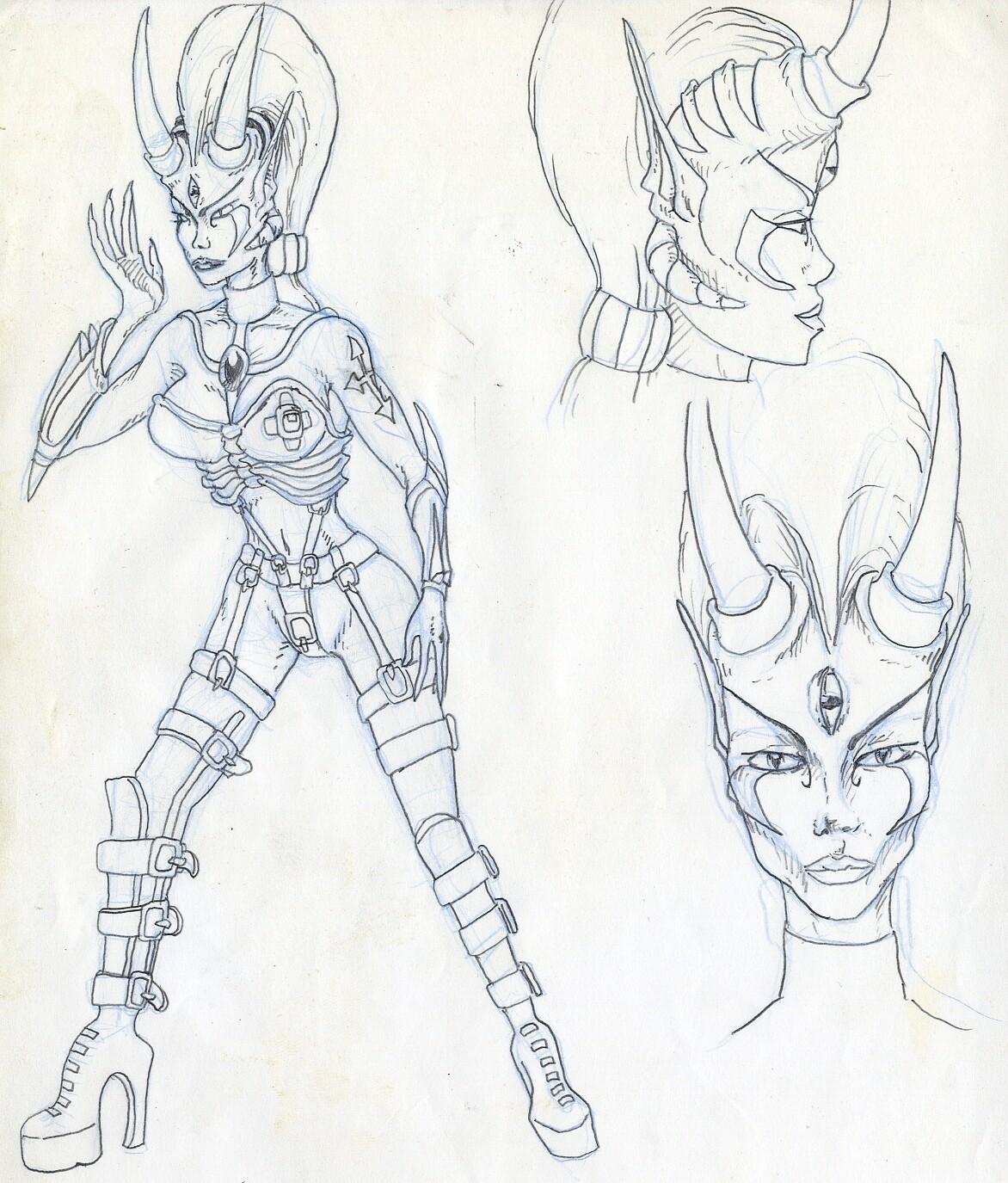 Gwendolyne design