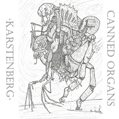 Karstenberg cannedorgans